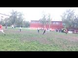 Финал золотого кубка KFL Осьминог-Кристалл 2 тайм