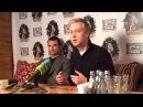 Открытие ресторана ESHAK. Интервью с Сергеем Светлаковым и ресторатором Александр...