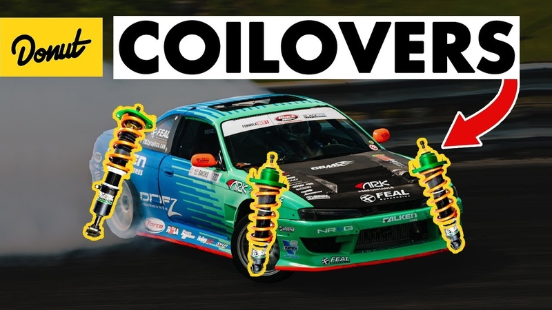 WHAT MAKES COILOVERS AWESOME - How it Works   SCIENCE GARAGE