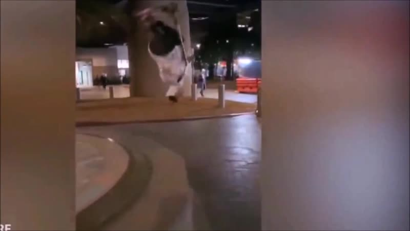 This backflip is insane