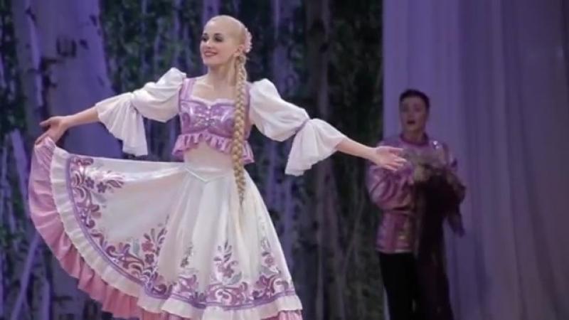 Красноярский Академический Ансамбль танца Сибири им Годенко Зацвела сирень, черемуха