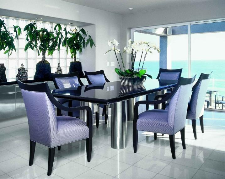 Дизайн столовой в доме фото