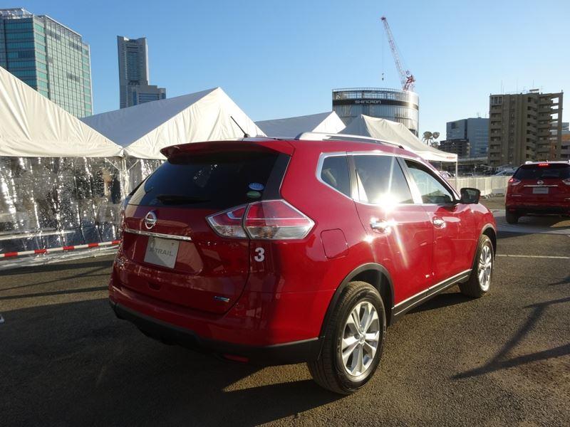 Тест-драйв Nissan X-Trail 2014 в Японии
