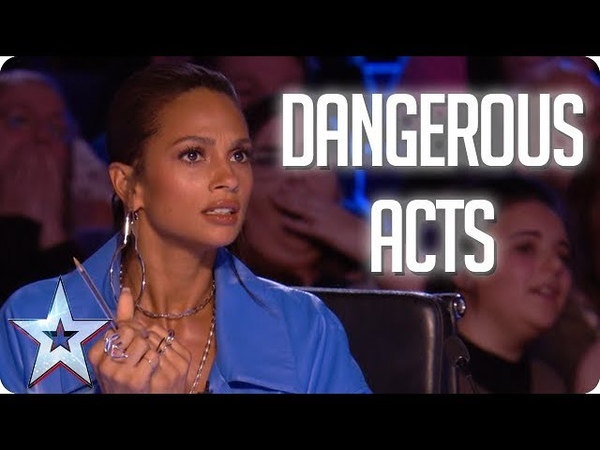 MOST DANGEROUS ACTS | Britains Got Talent 2018
