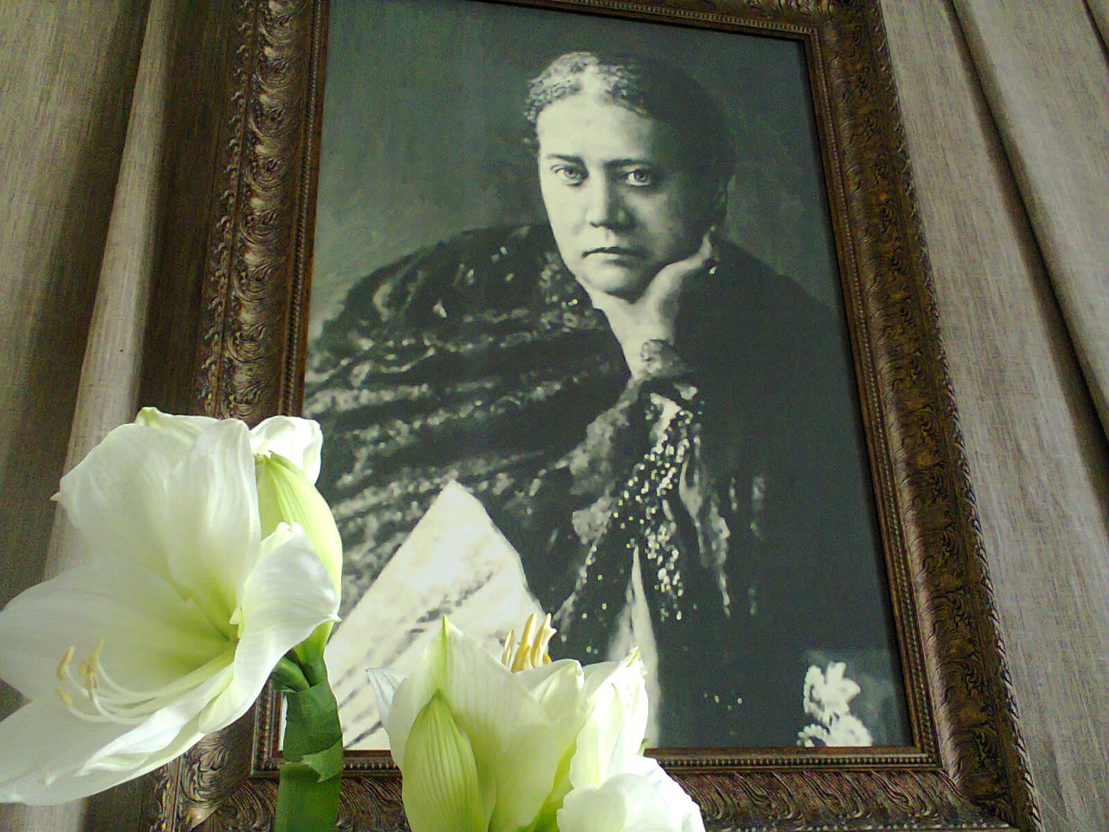 """8 мая - день """"Белого лотоса"""", день памяти Е.П. Блаватской RtFIdOQ15VQ"""
