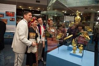 «Фракийское золото Болгарии. О...