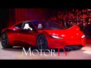 ALL NEW 2020 TESLA ROADSTER TESLA SEMI TRUCK REVEALl FULL EVENT HD l Unveiled by Elon Musk ENG
