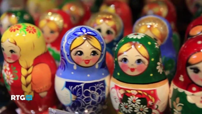 051 Санкт Петербург Прогулка по городу белых ночей RTG TV HD