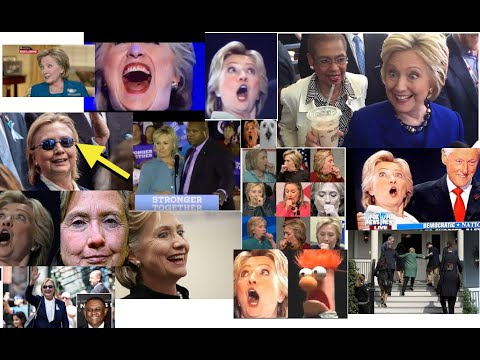 Collection Of Hillary Clinton Seizures Indicators Of Serious Medical Issues