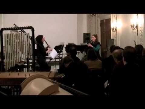 Concert 3 at Goethe Institute, Bohlen-Pierce Symposium 2010