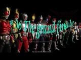 Kamen rider: Battride war #36 Грандиозный финал!