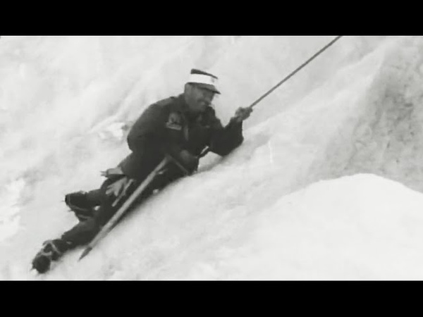 US Army Cold Weather Mountain School 1962 US Army The Big Picture TV-525
