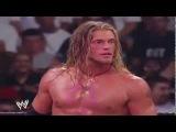 Edge & Hulk Hogan vs Billy & Chuck