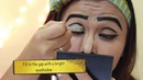 Nyx Face Awards India Entry 2017 Challenge 1 Pop Art Comic Makeup TiTi's Corner