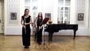 К. Рейнеке - Соната «Ундина» для флейты и фортепиано, ор.167 Александра Обнорская, Татьяна Нефёдова