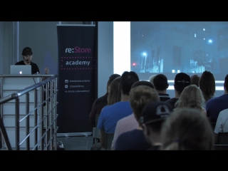 Мастер класс по созданию профессионального видео в академии Restore. Александр Гринев