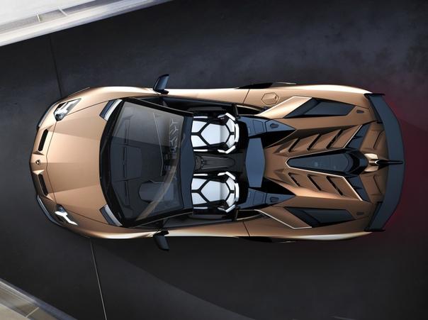 Очень редкие : Lamborghini Aventador SVJ Roadster 2019 Двигатель: 6.5 V12 Атмо Мощность: 770 л.с. Крутящий момент: 720 Нм Коробка: 7 ступ. «робот» Макс. скорость: 350 км/ч Разгон до 100 км/ч: