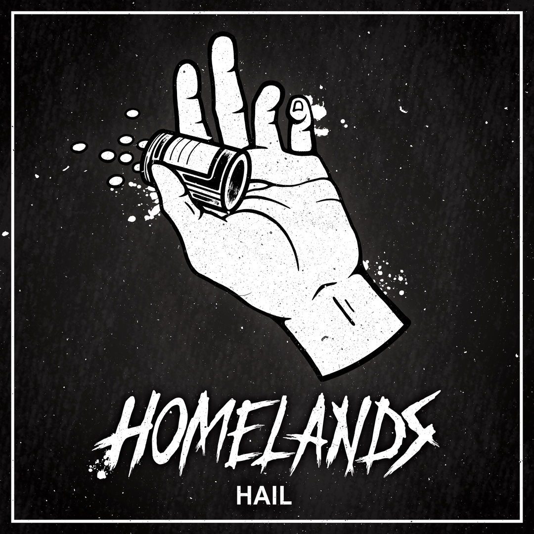 Homelands - Hail [EP] (2018)