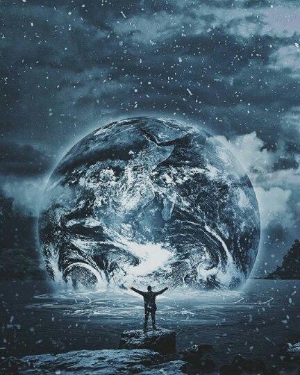 Звёздное небо и космос в картинках - Страница 40 TbKi2y36VZ8