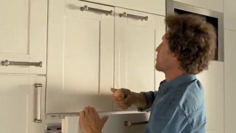 Кухня для скалолазов и альпинистов от IKEA