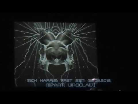 MICK HARRIS presents FRET - IMPART = Wroclaw 28.09.2018