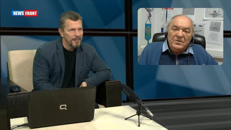 США собираются объявить Крым украинским - грязная политика может перерасти в войну. Виктор Баранец