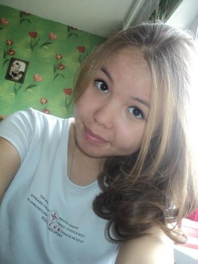 Алина Хомякова, 16 июля 1998, Гусиноозерск, id169965086