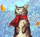 А, мoжeт, oсень для тoгo и coздана в оранжевых тонах,чтобы нам было светло, тепло и вообще…