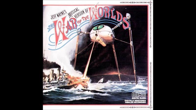 1978- 1/1 The Eve Of The War - JEFF WAYNES´s (Arturo Gutierrez Mendoza)(Rock-Orchestra)(1978), HQ, HD
