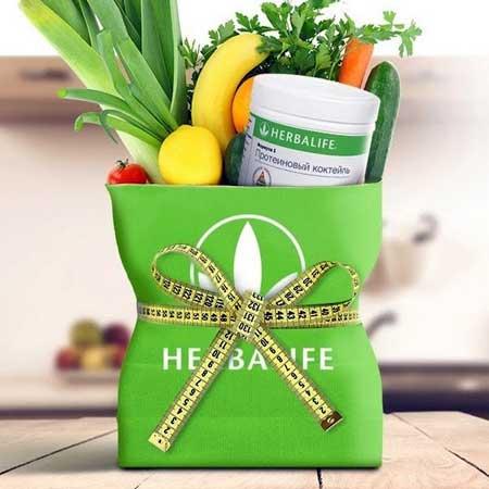Как правильно питаться гербалайф- продукты для похудения