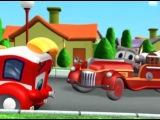Финли Пожарная машина. S2. Дэкс испортил игру