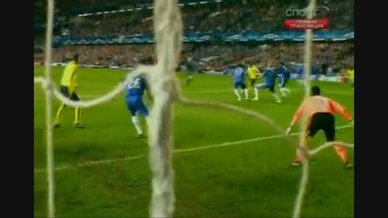 Челси Барселона 1 1 1 2 финала Лиги Чемпионов 2008 09