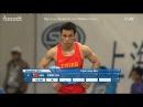 Triple Jump Shanghai 2014, Adams 17.10m, Martinez 16.76
