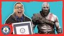 Dream comes true for God of War Collector - Guinness World Records