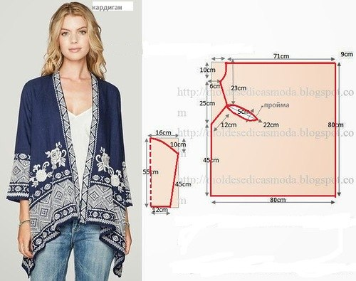 Выкройка платья сарафана модного