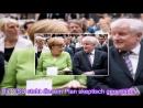 Vereinbarungen mit Macron- Seehofer wirft Merkel schlechten Stil vor