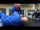 Chad Lyman - Cross Collar Choke from Side Control
