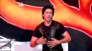 Watch Shah Rukh Khan @IamSRK in action during the Opening Ceremony of IPL 2013
