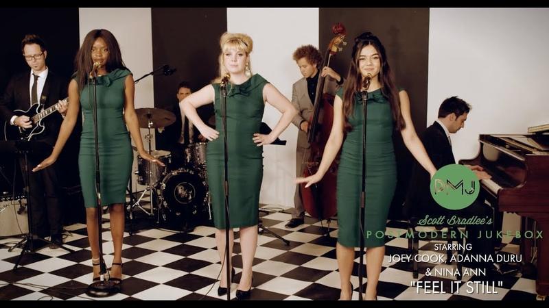 Feel It Still - Portugal The Man ('60s Mr. Postman Style Cover) ft. Joey, Adanna, Nina Ann
