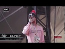 LIL PEEP LIVE AT ROLLING LOUD BAY AREA 10 22 2017 RIP