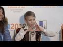 Максимильян Ермолин I Winter Children of Asia Games Jr Men FS