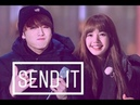 💓Lizkook💓 Lisa (blackpink) Jungkook (bts) • send it • [fmv]