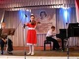 Крамер Танцующий скрипач исполняют Руссова Полина и Репницин Данил 13 мая 2012г