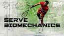 Tennis Serve Biomechanics Serve Technical Analysis EM Tennis Coaching