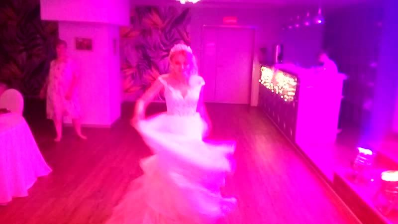 Свадьба Воздвиженское Соло невесты