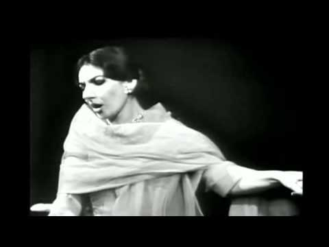 Maria Callas - tu che le vanita - Don Carlo