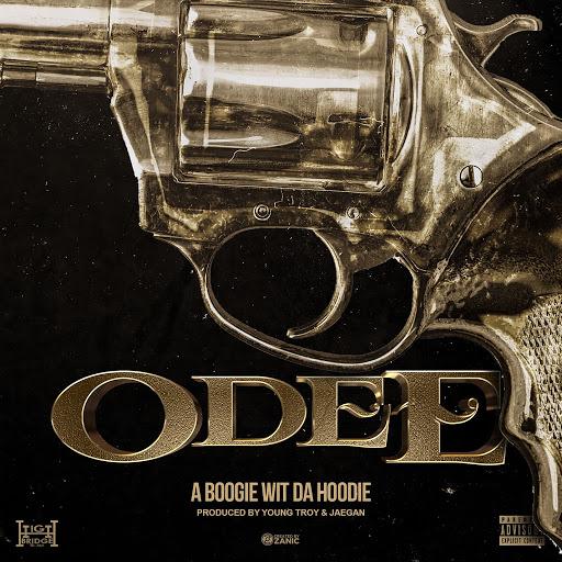 A BOOGIE WIT DA HOODIE альбом Odee