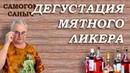 МЯТНЫЙ ЛИКЕР из пакетика - ДЕГУСТАЦИЯ