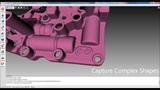 Artec Spider 3D Scanner, Intro by Digital Scan 3D