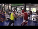 я против призера татарстана по тайскому боксу